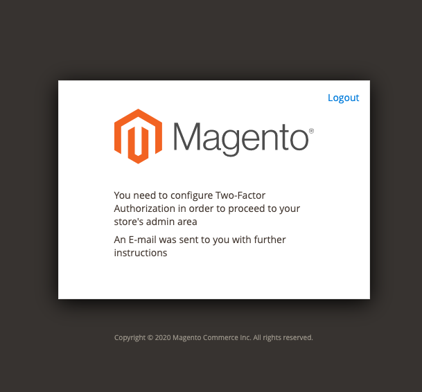 Magento 2: How to disable the Admin Two Factor Auth (2FA) Feature cover image